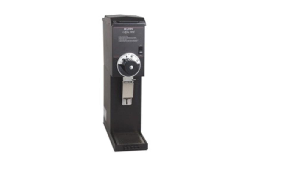 MODELO BUNNOMATIC G3-HD BLACK
