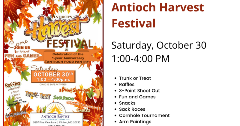 ABCOC Fall Festival