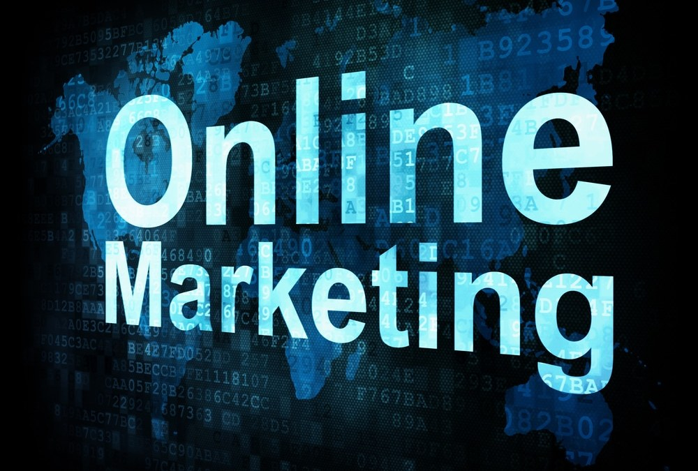Online marketing can help your business survive