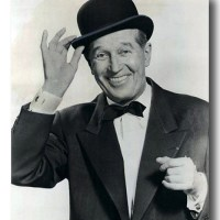 Maurice Chevalier Reflection