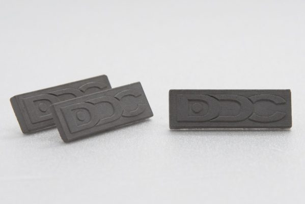 Company badges for concrete manufacturer