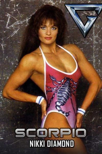 Nikki Diamond (Scorpio)