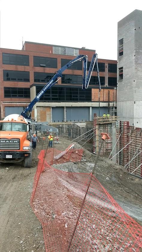 38 TCC Wall - Ohio State University