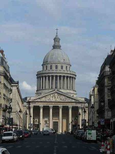 Pantheon-Paris.