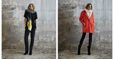 Ropa moda abrigo invierno 2016