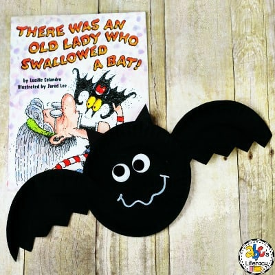 How To Make A Paper Plate Bat Craft