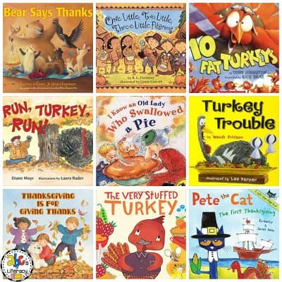 10 Thanksgiving Picture Books for Kids