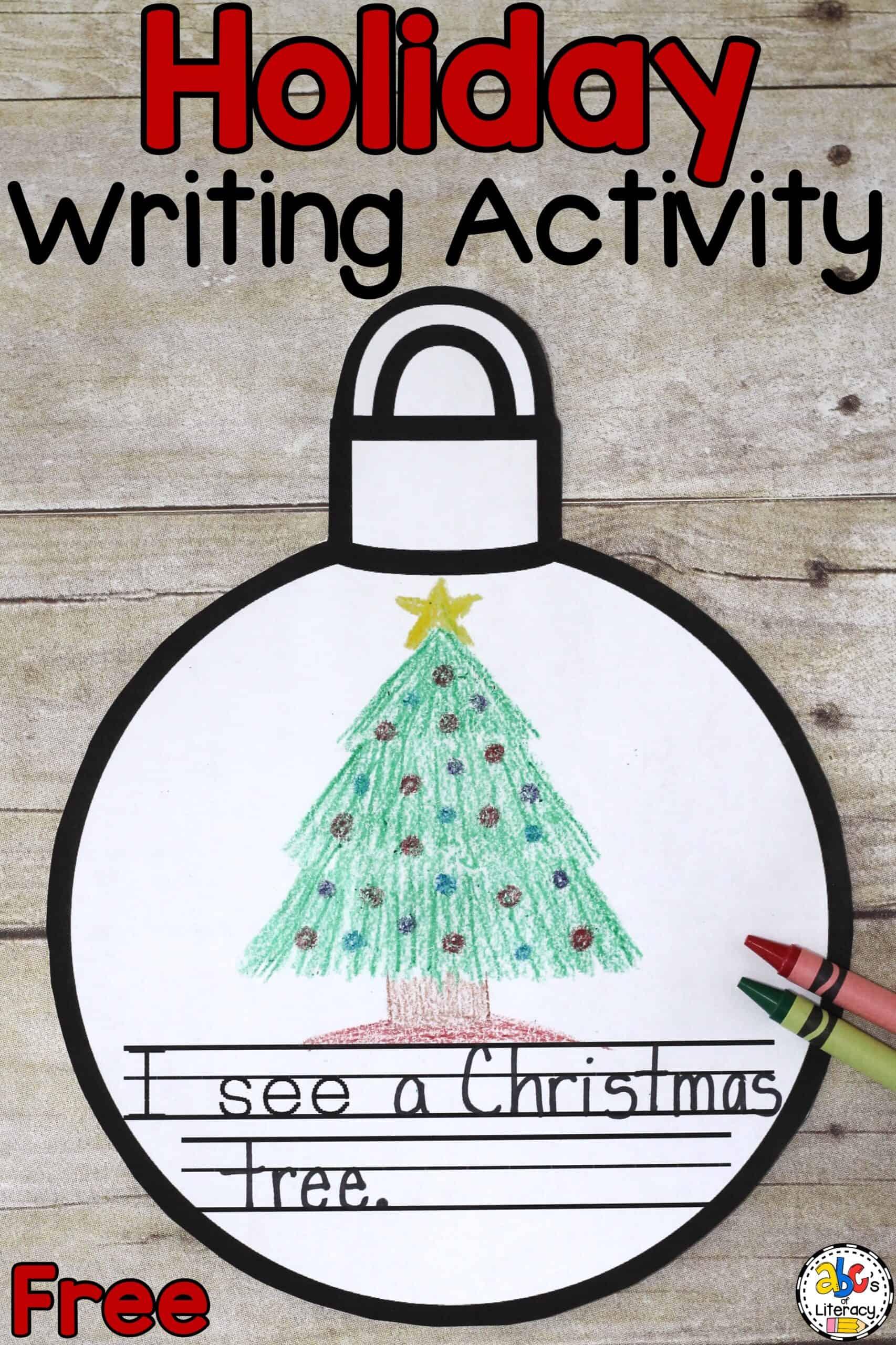25 Days of Christmas Activities