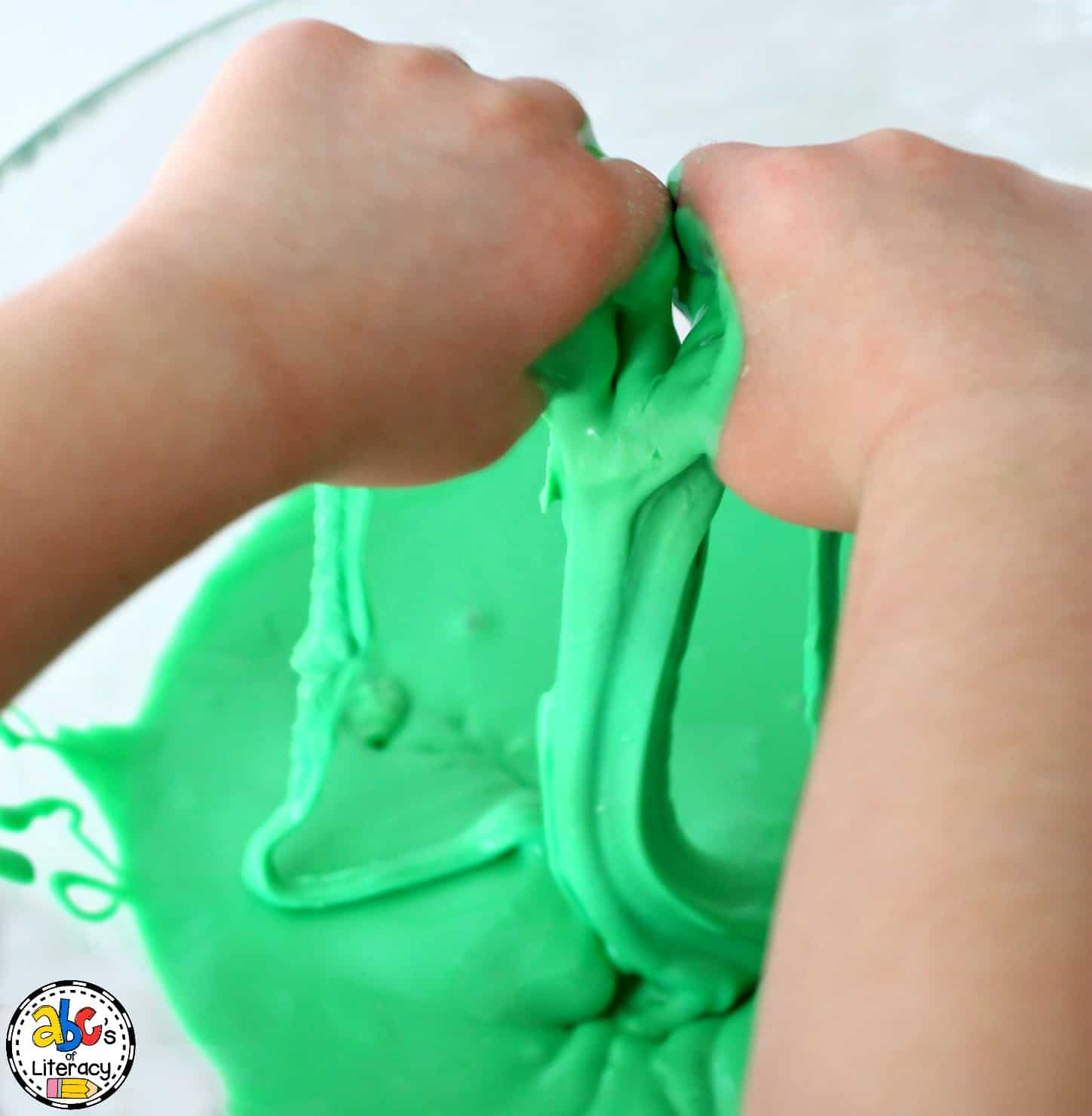 Oobleck: Sensory Activity for Kids