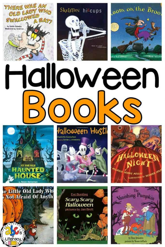 These 10 Not-So-Spooky Halloween Books For Kids are a fun way to celebrate one of kids' favorite holidays and learn all about Halloween.