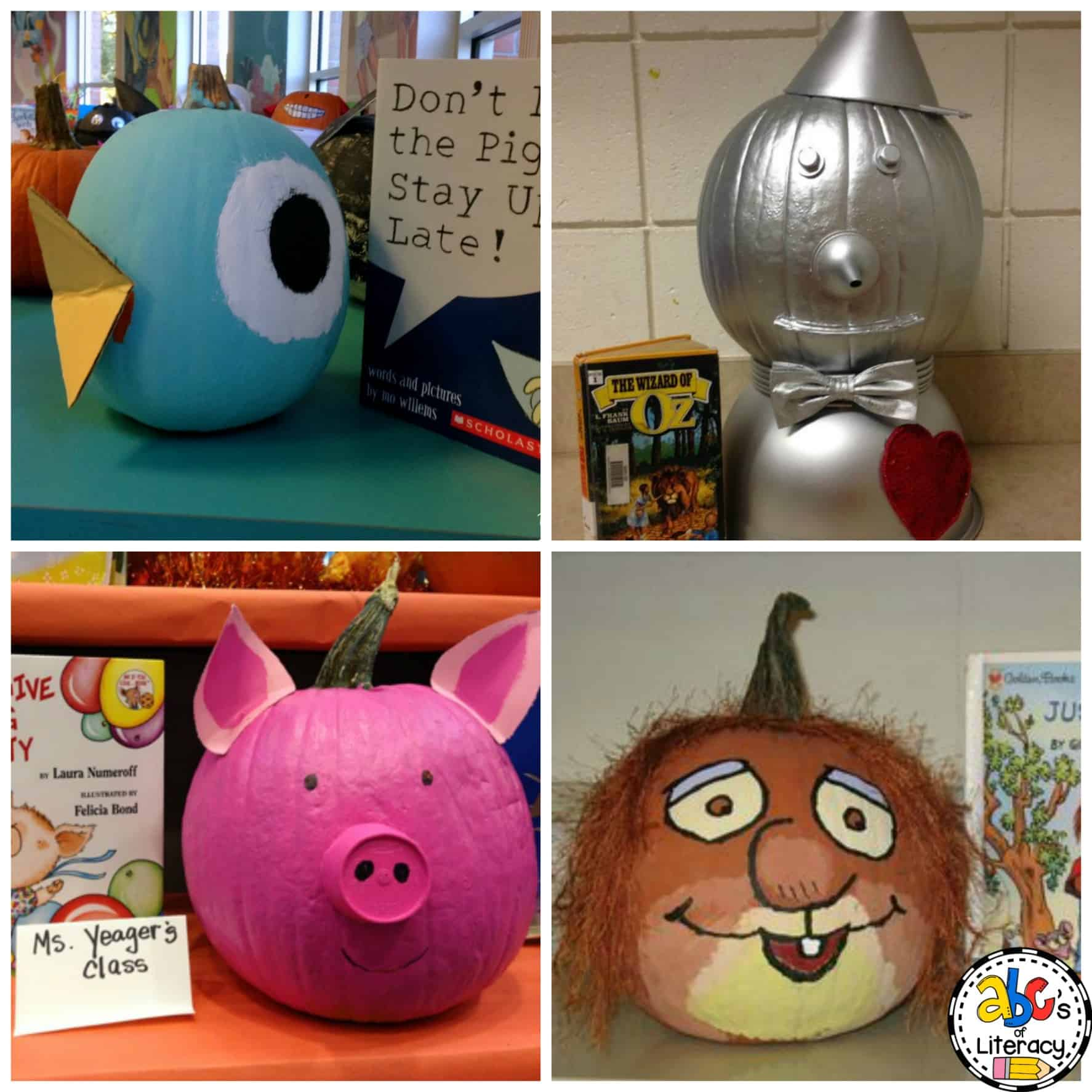 13 Of The Best Pumpkin Book Report Ideas For Halloween