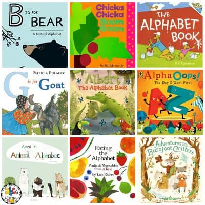 26 Of The Best Alphabet Books From A To Z