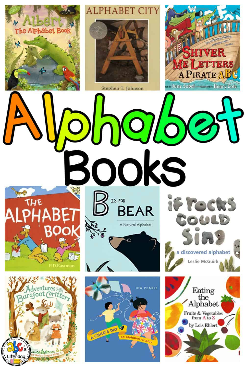 Best Alphabet Books