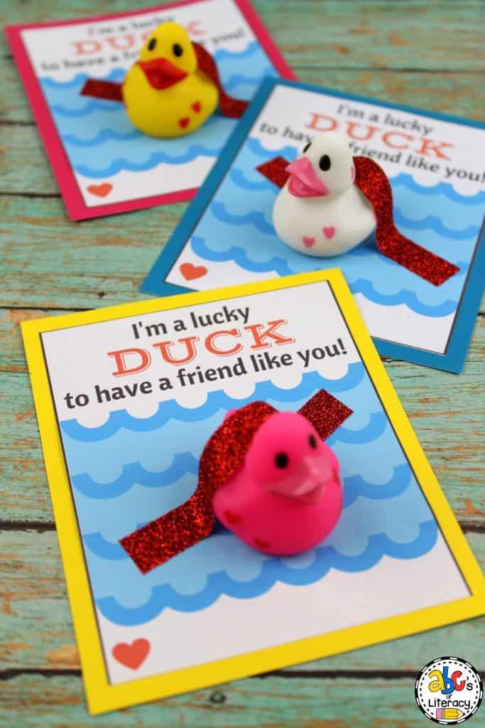 Valentine's Day Card, Valentine's Day Printable Card, Valentine's Day Card for Kids