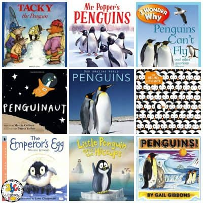 Over 15 Penguin Books Your Kids Will Love