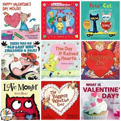 Over 20 Valentine's Day Books Your Kids Will Love