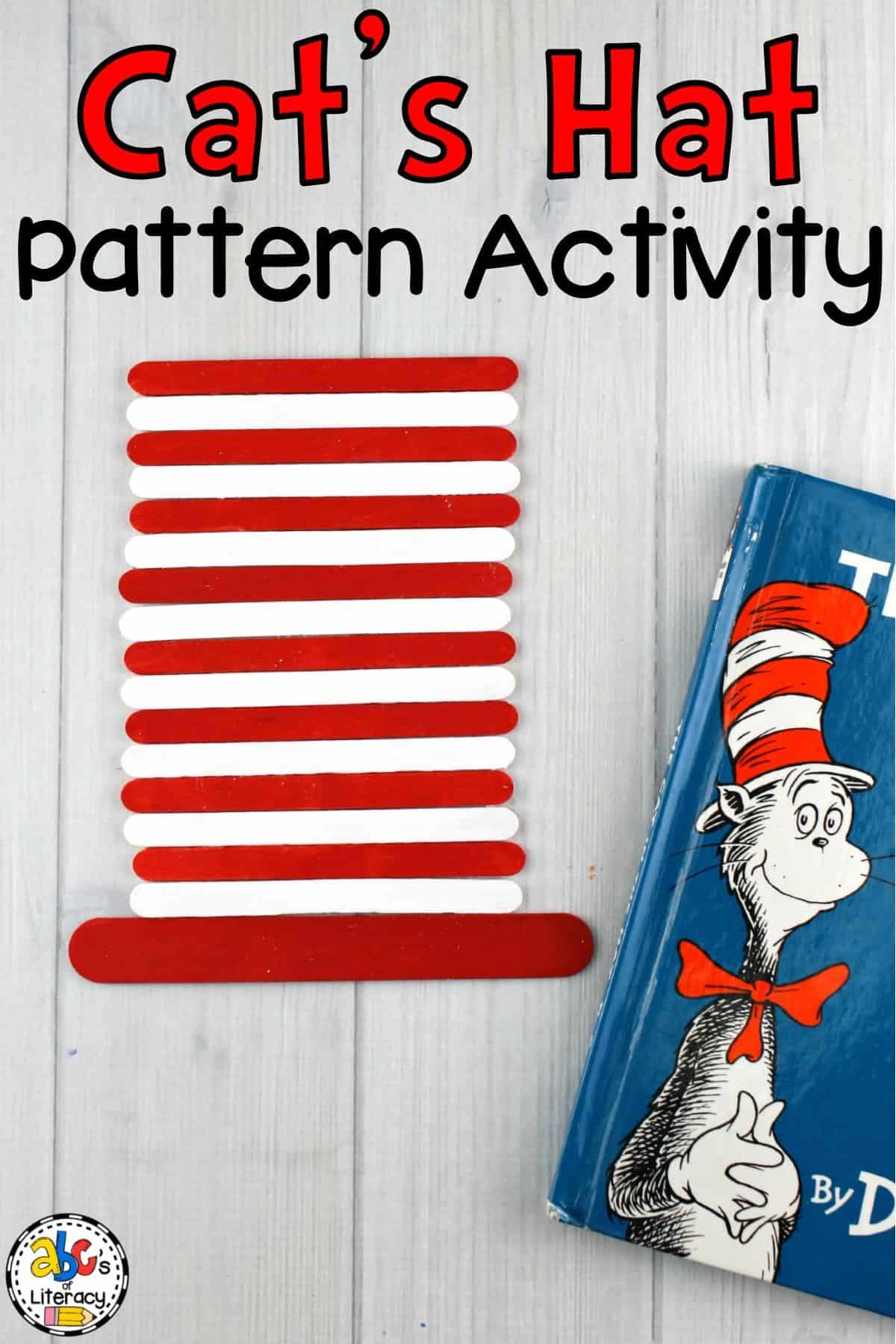 Cat's Hat Pattern Activity