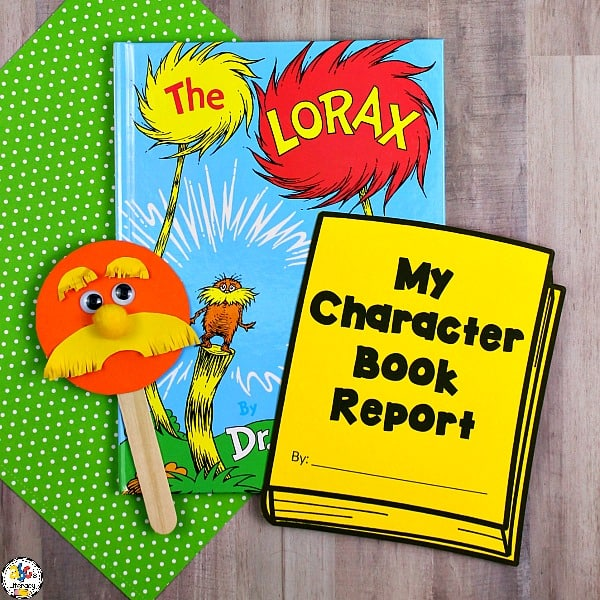 The Lorax Puppet