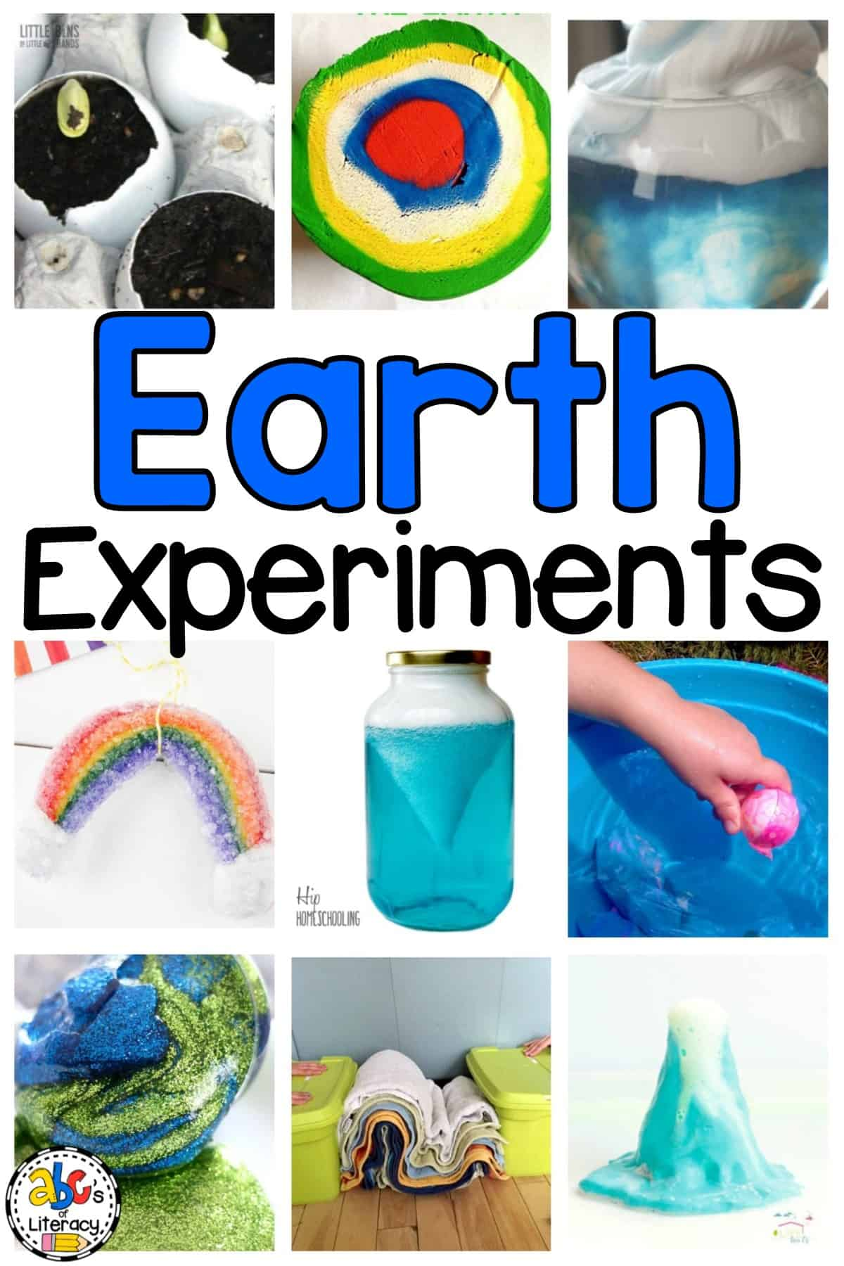 Earth Day, Earth Day Science Experiments, Earth Science Experiments