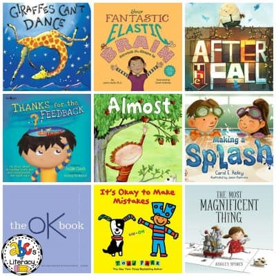 20 Books To Teach Growth Mindset