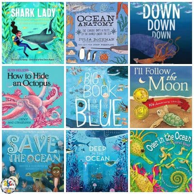 Over 40 Ocean Picture Books To Learn About Sea Life