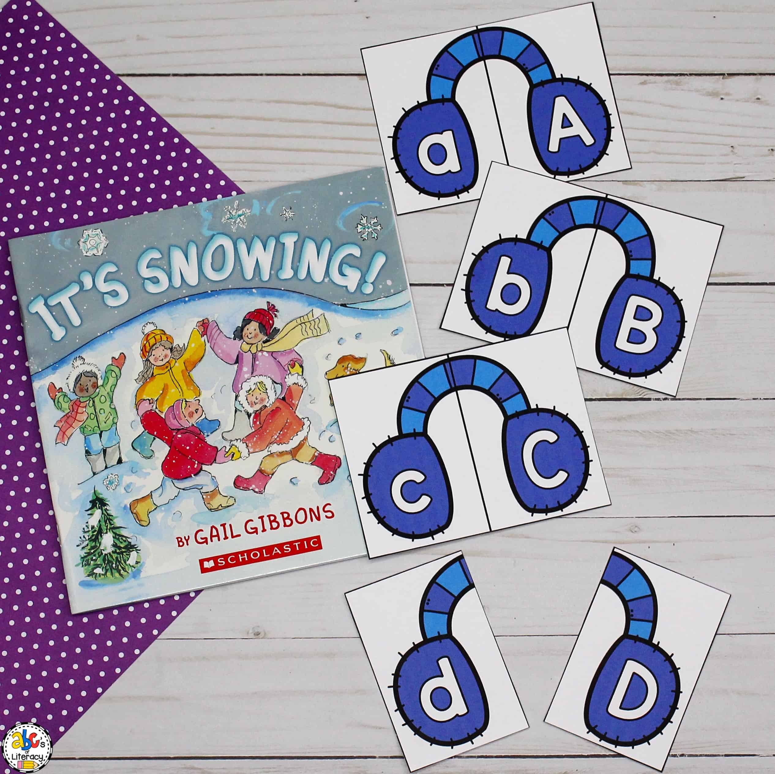 Winter Letter Knowledge Activity