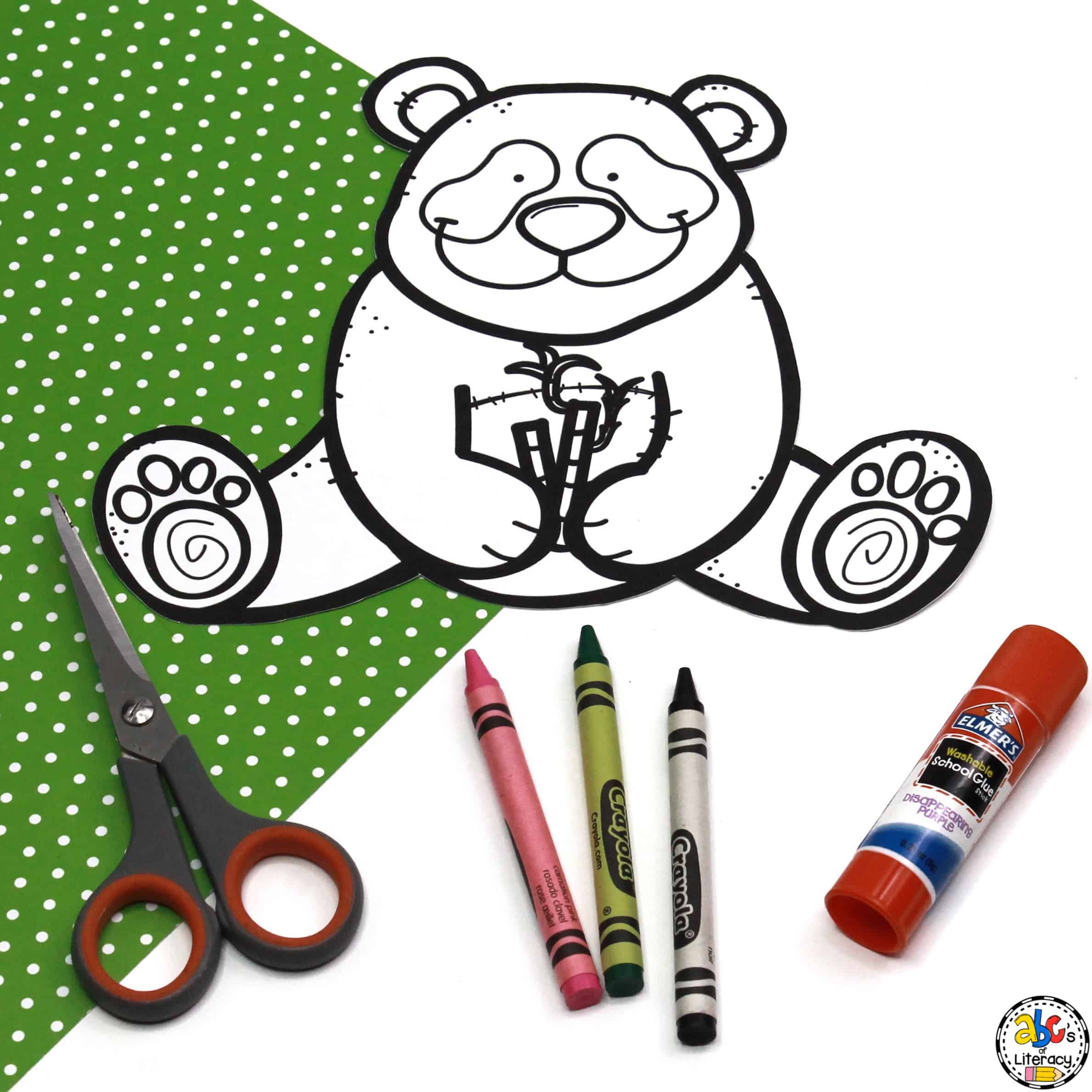 Animal Research Activity for Kids
