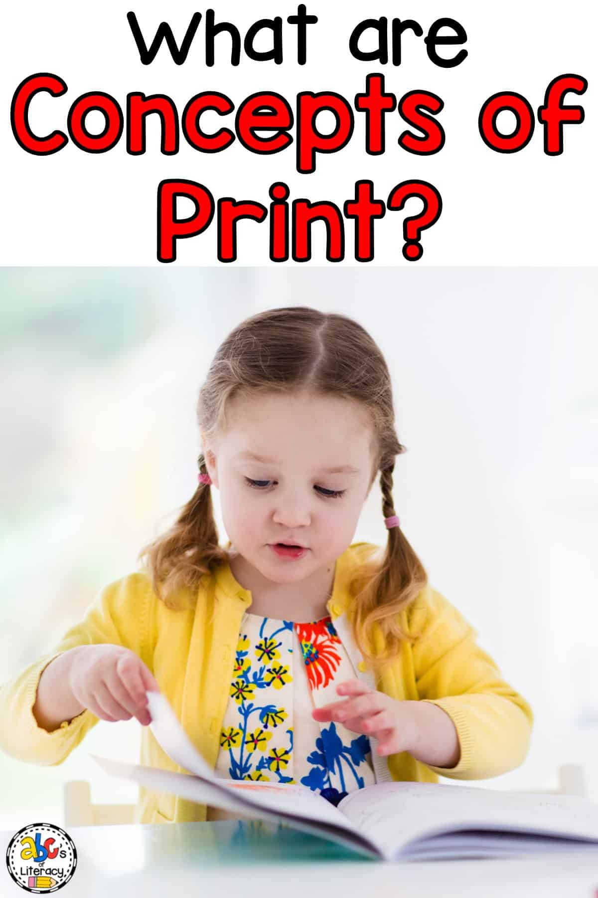 What are Concepts of Print?