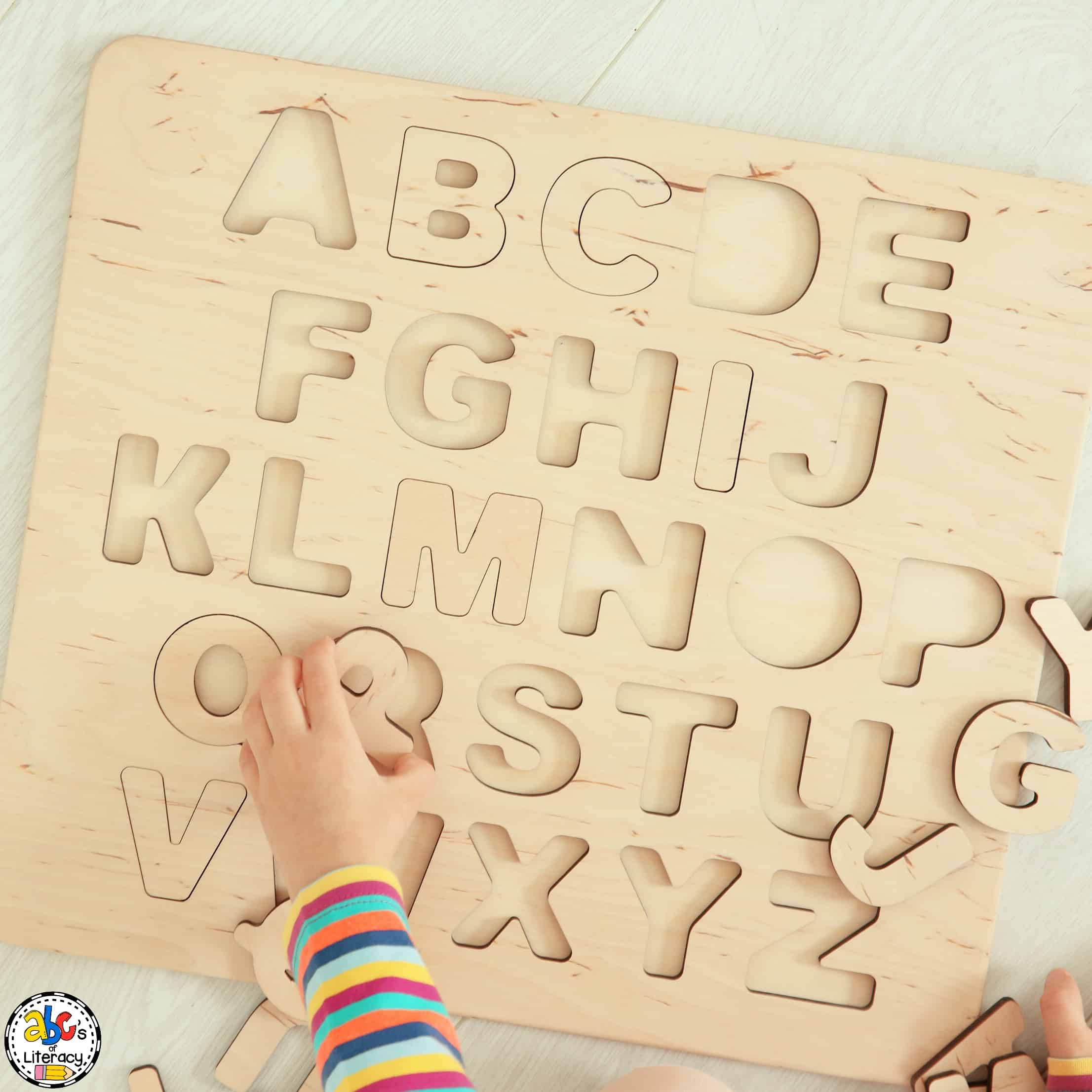 How To Teach The ABC's