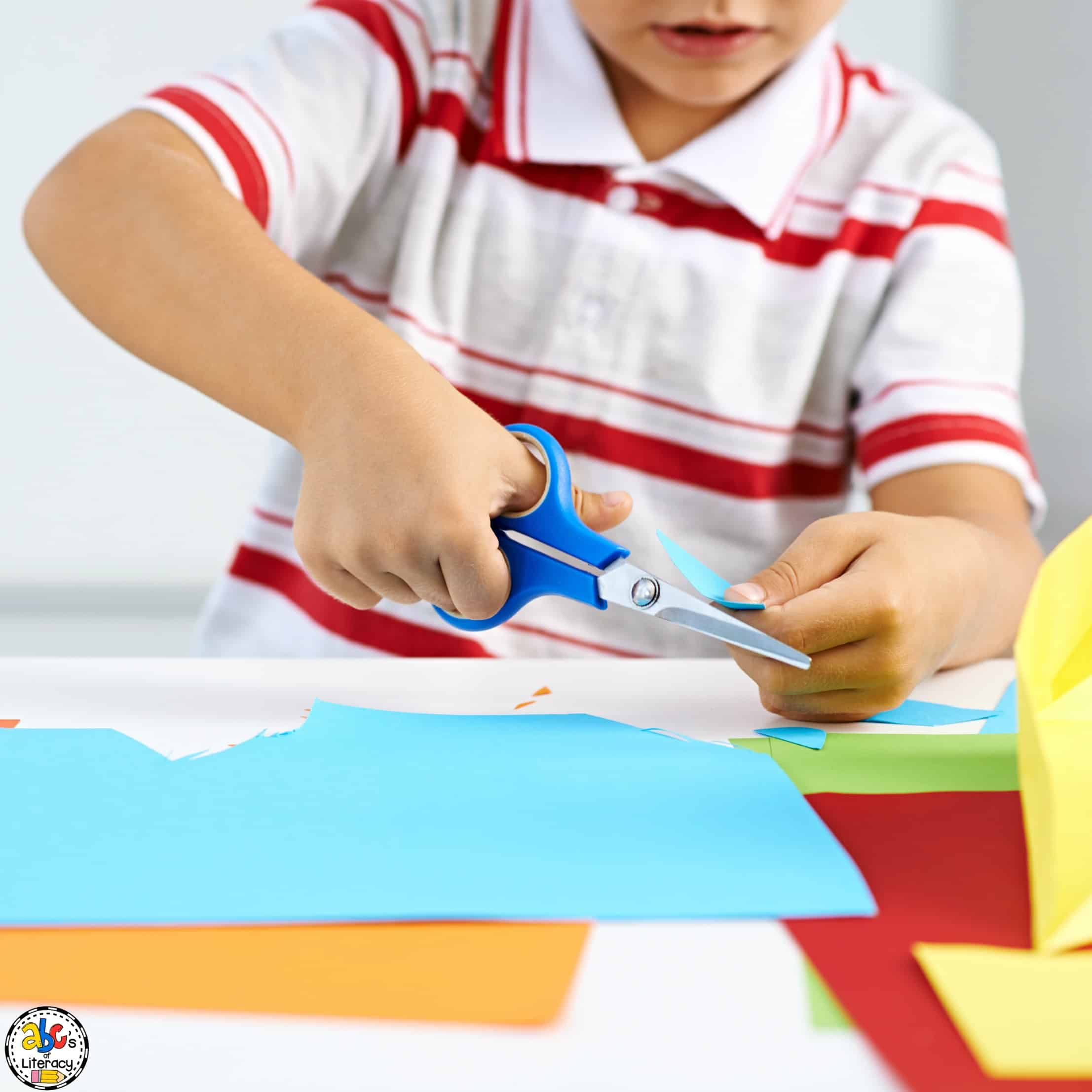 Creating Crafts Is Great For Fine Motor Skills