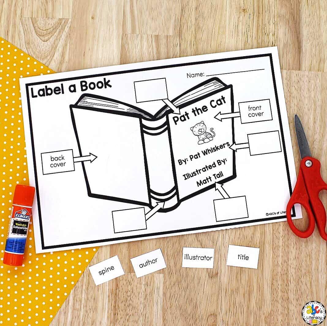 book awareness