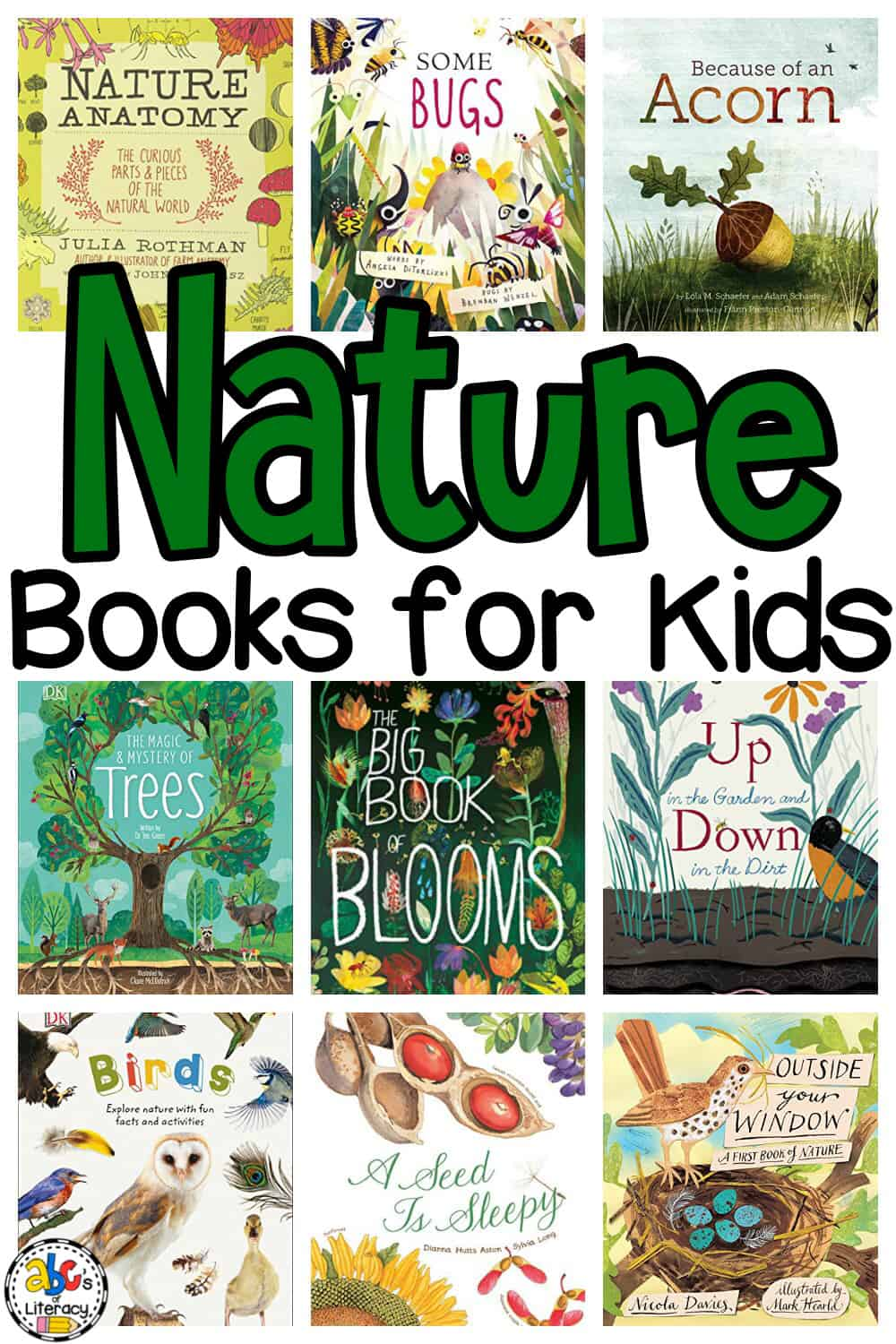 Nature Books