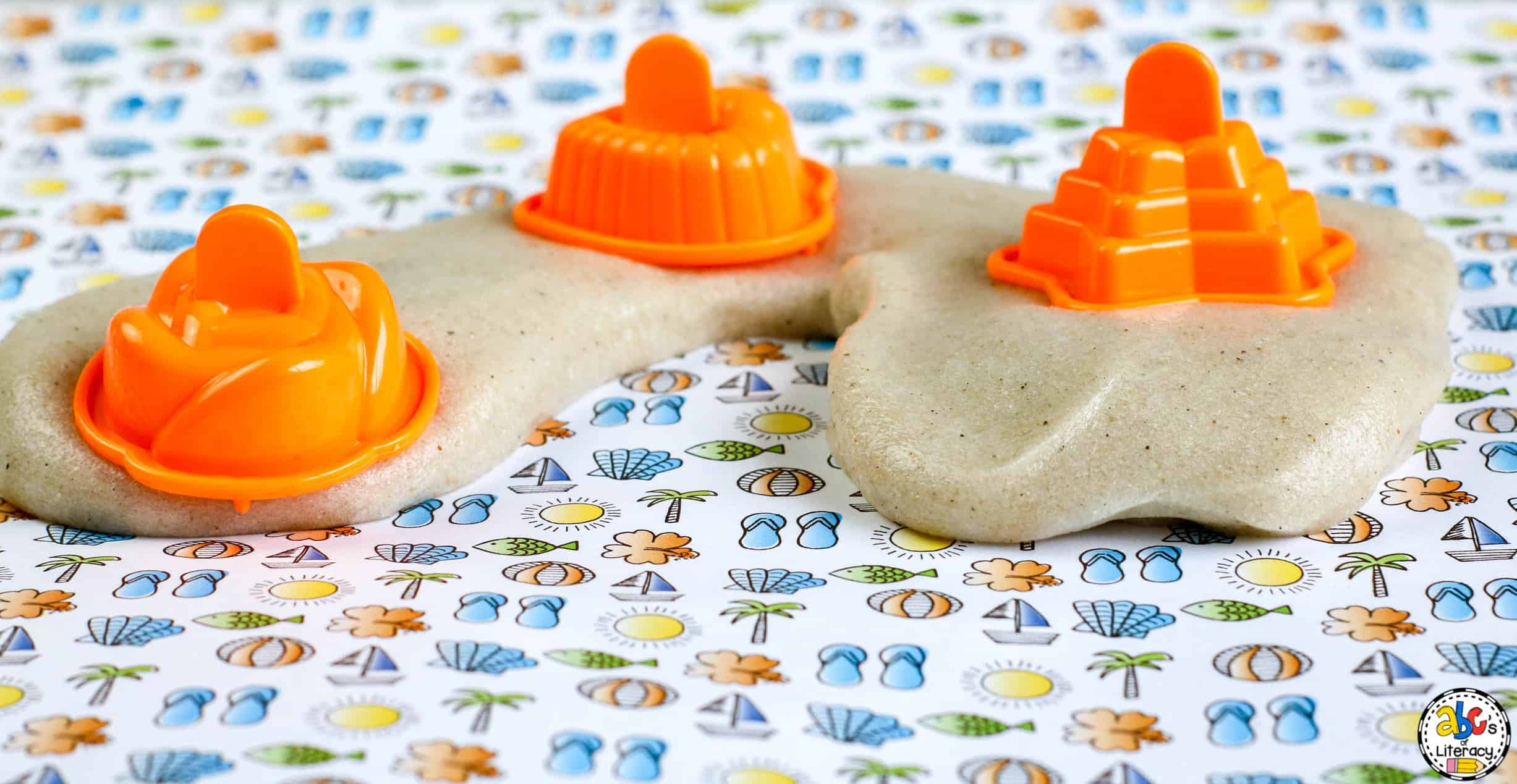Sand Slime for Sensory Play