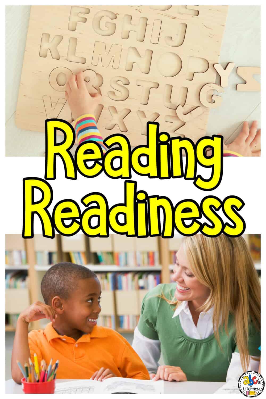 Reading Readiness Skills