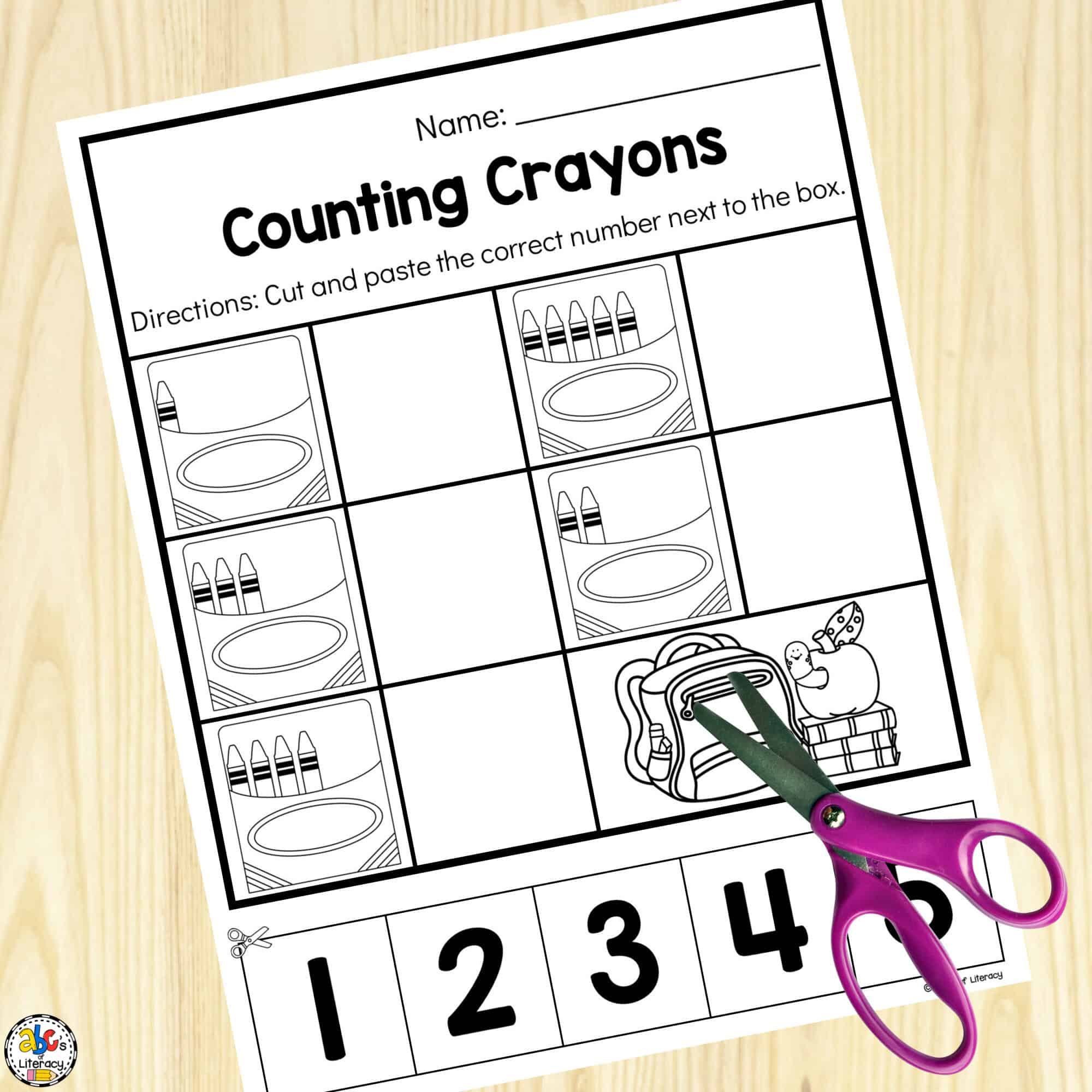 Worksheets for Preschoolers