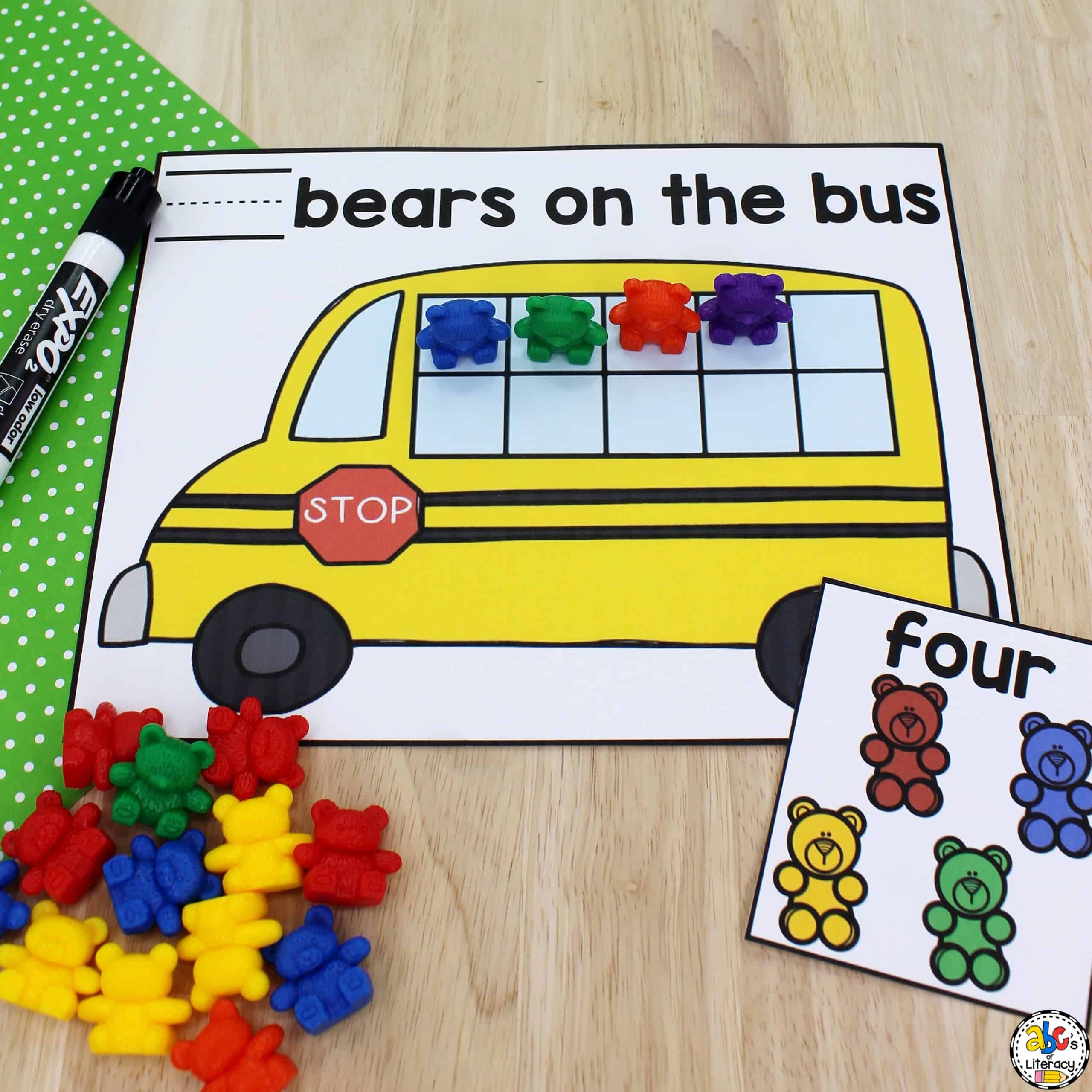 Back to School Literacy Activity