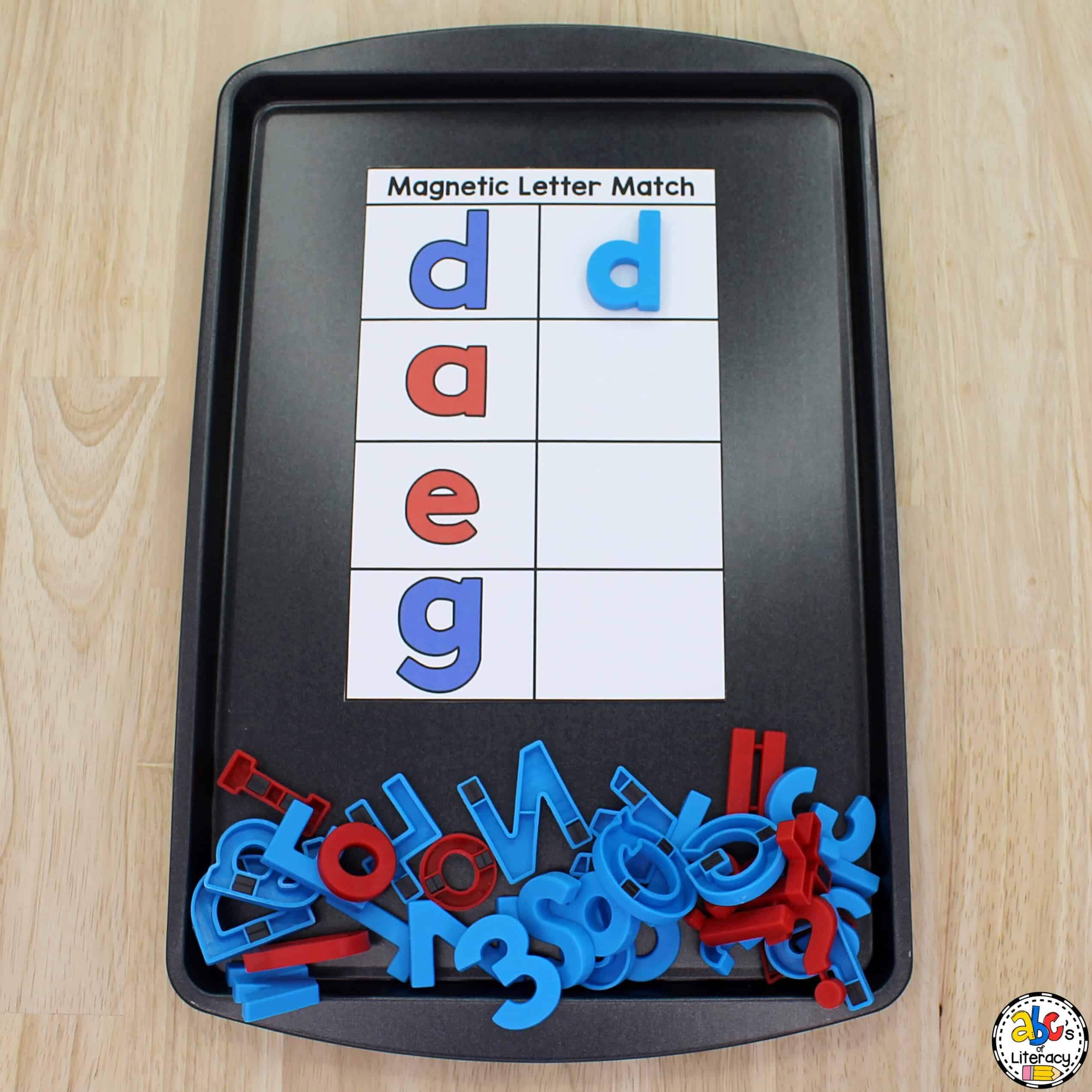 Ways to Use Magnetic Letters