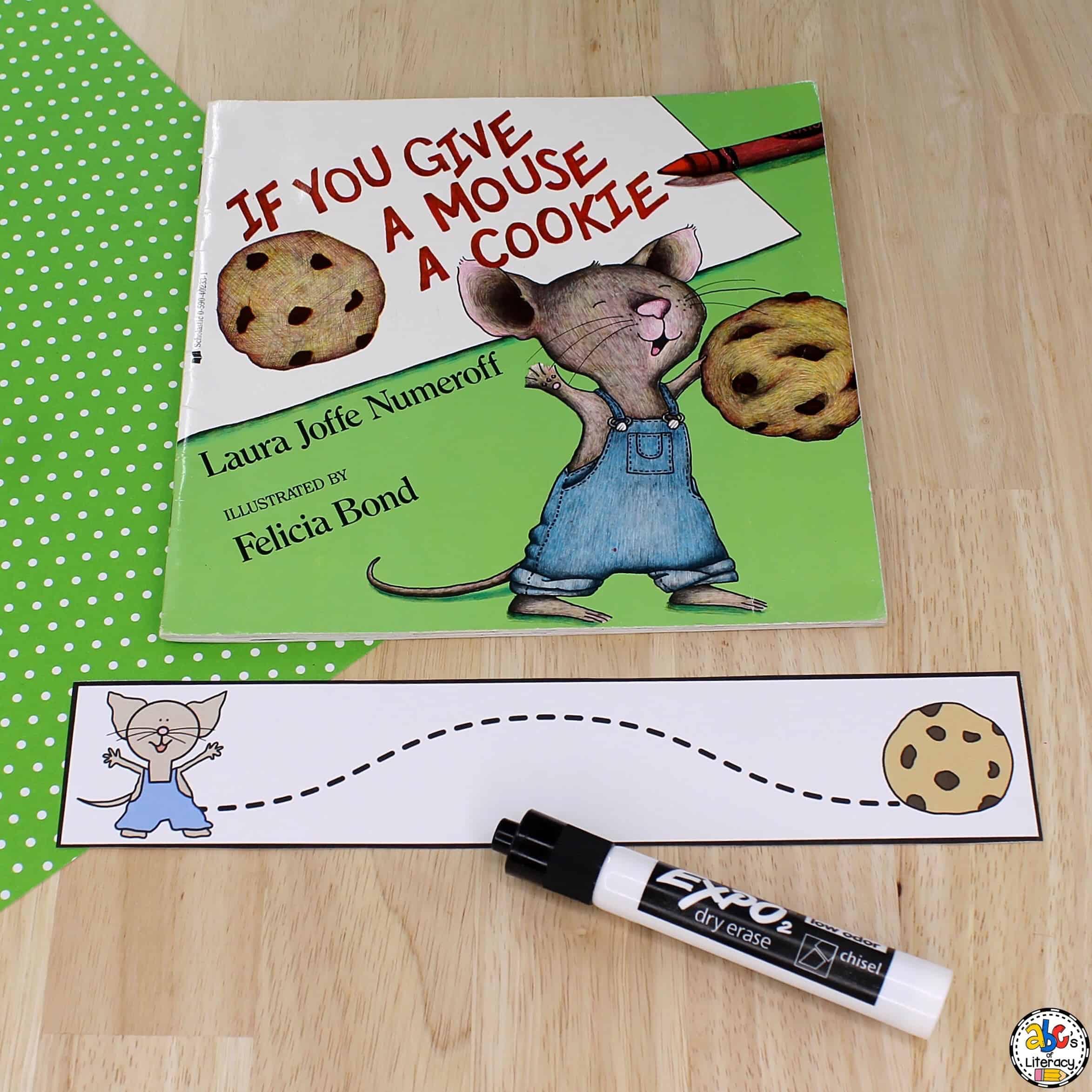 Writing Activity for Preschoolers