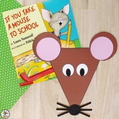 Mouse Shape Craft