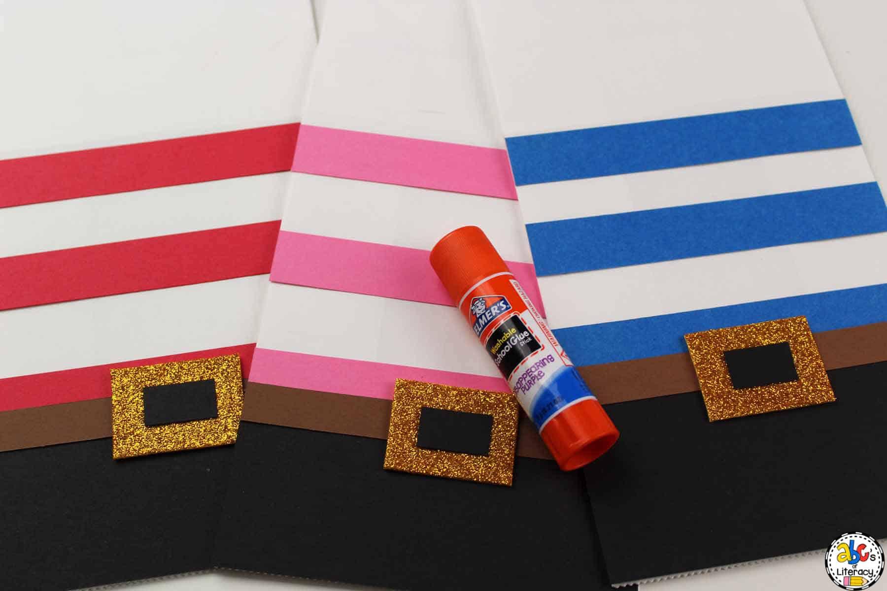 Paper Bag Pirate Craft