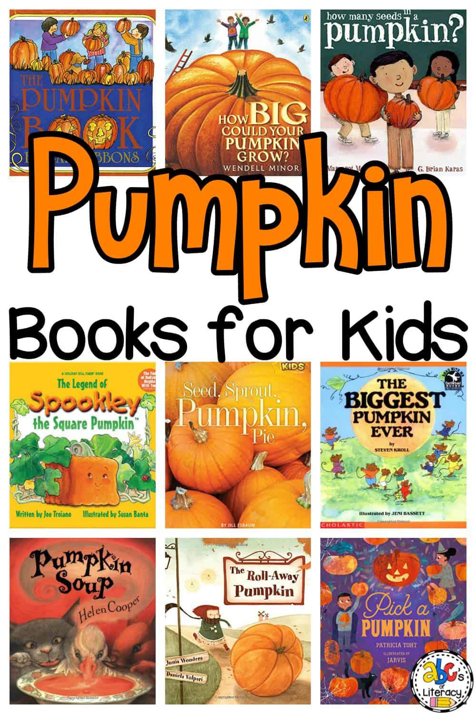 Pumpkin Books for Kids