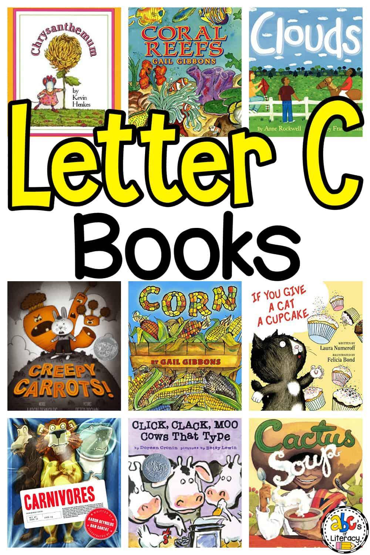 Letter C Books