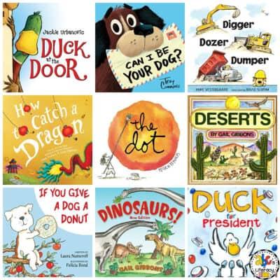 Letter D Book List For Kids
