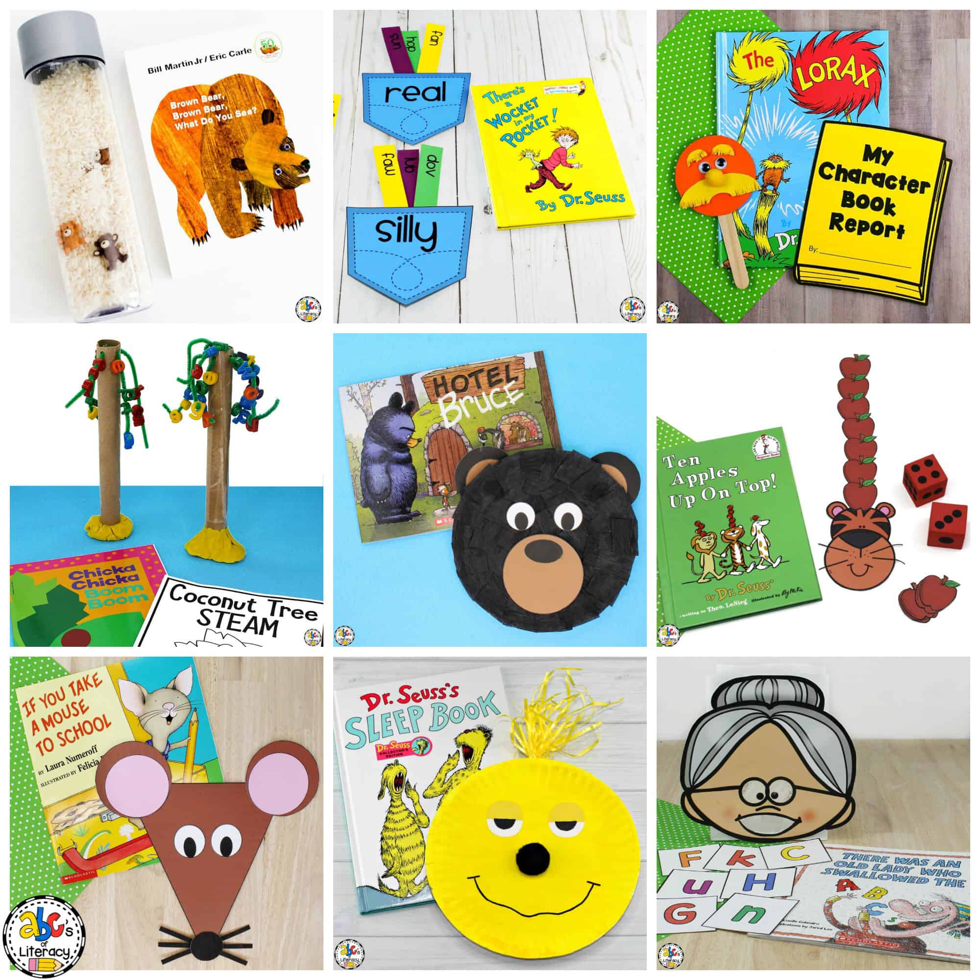 Book Activities for Kids Inspired By Picture Books We Love
