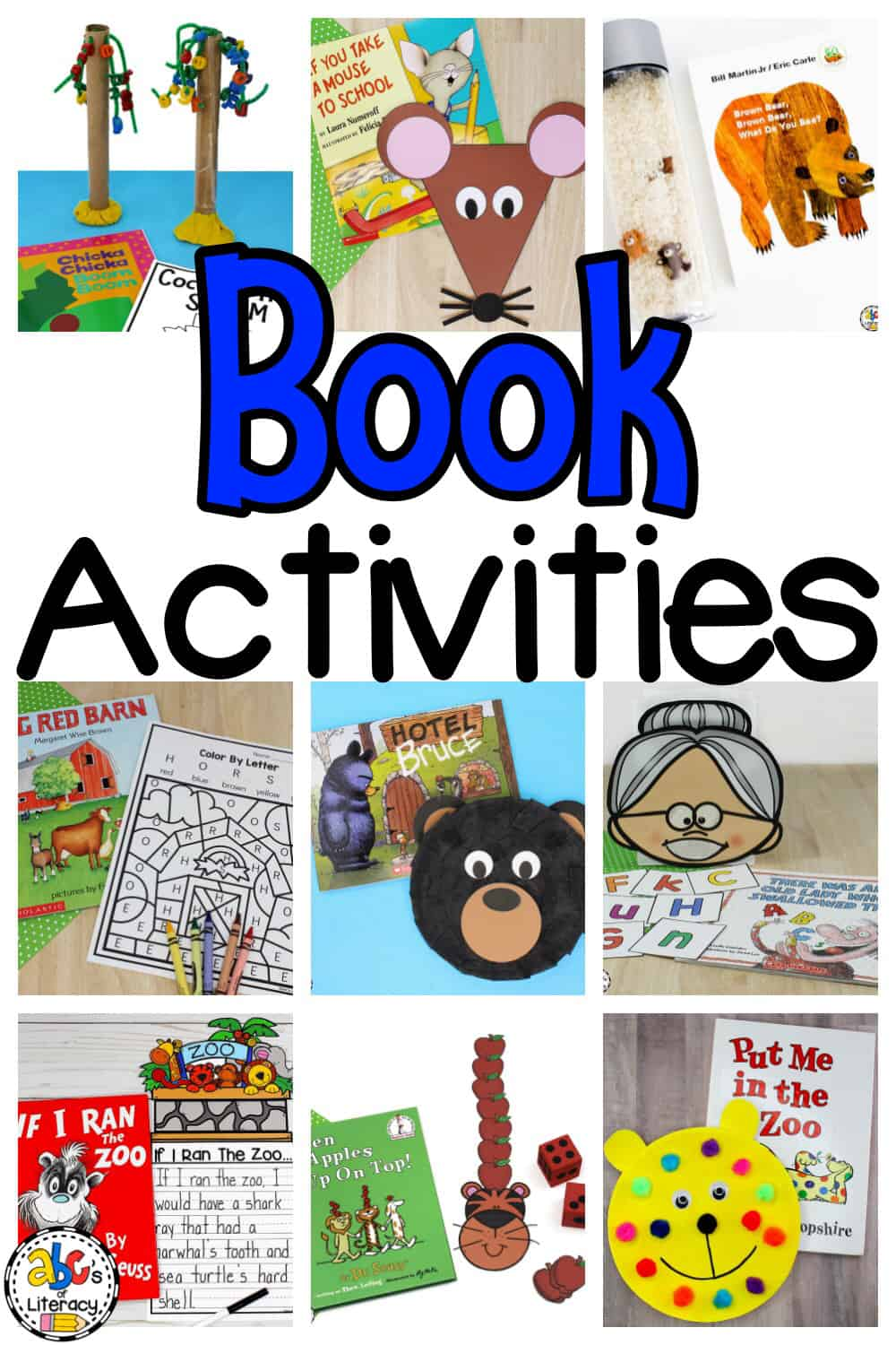 Book Activities Inspired By Picture Books