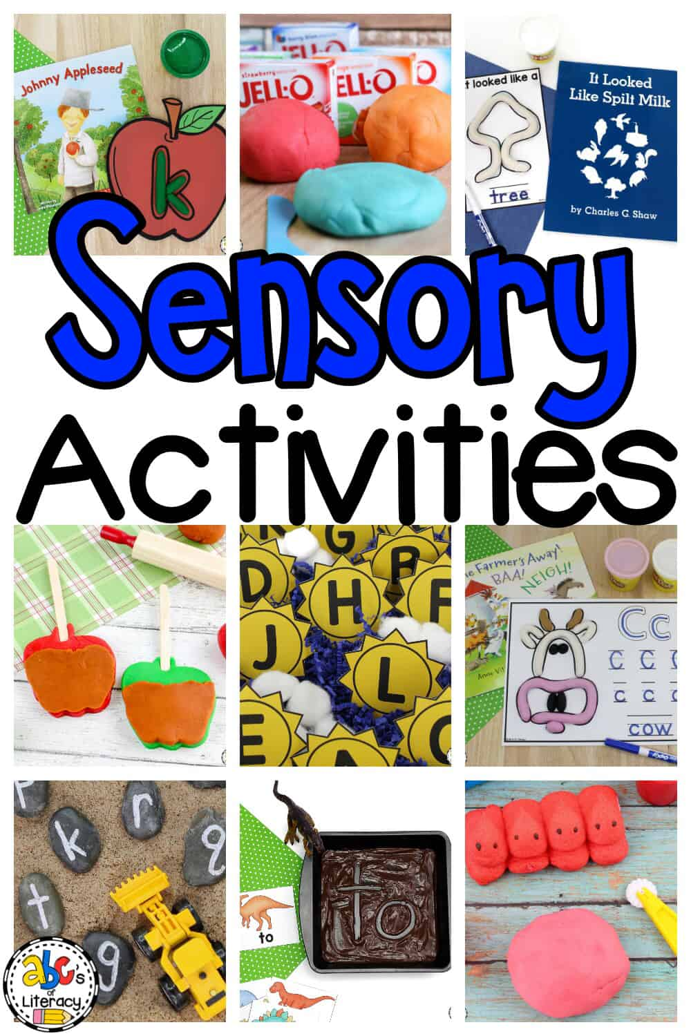 Sensory Activities for Sensory Play