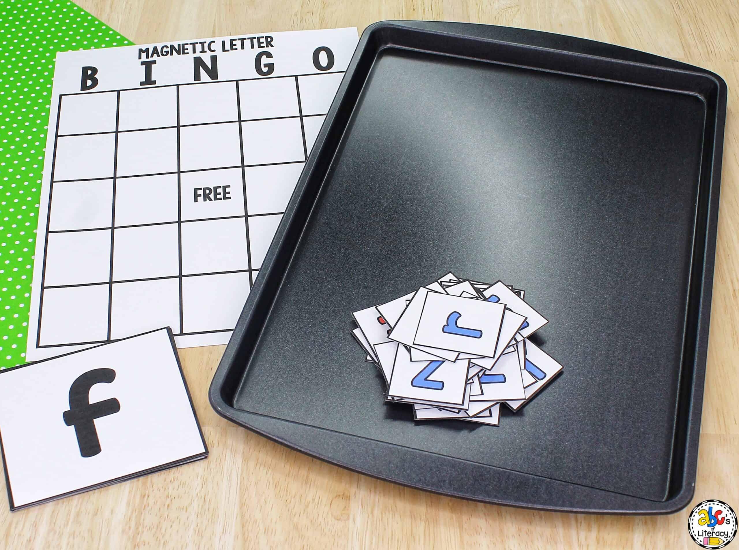 Educational Bingo Game