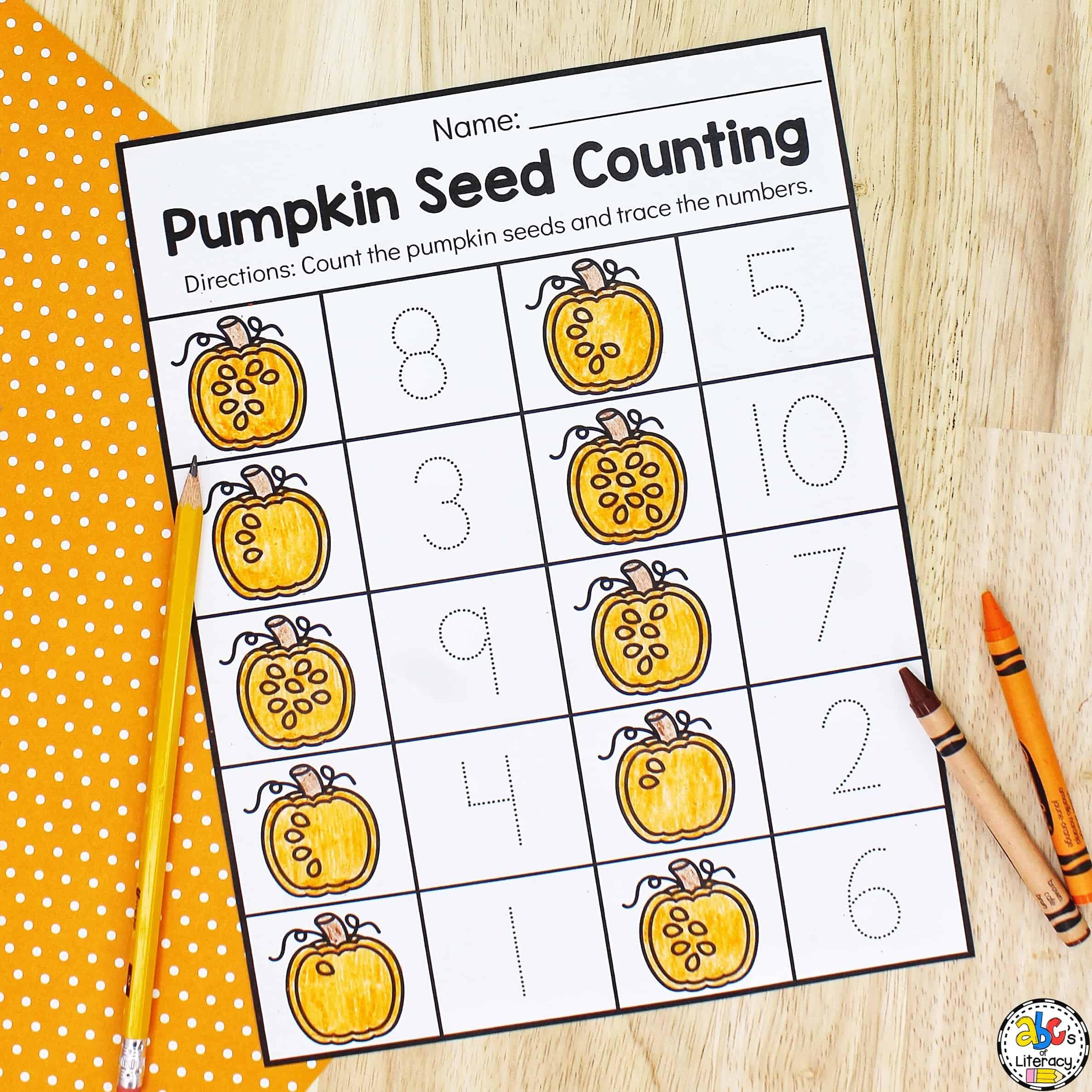 Worksheets for Preschool