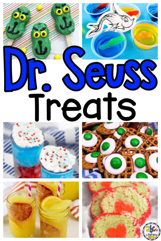 Dr. Seuss Treats