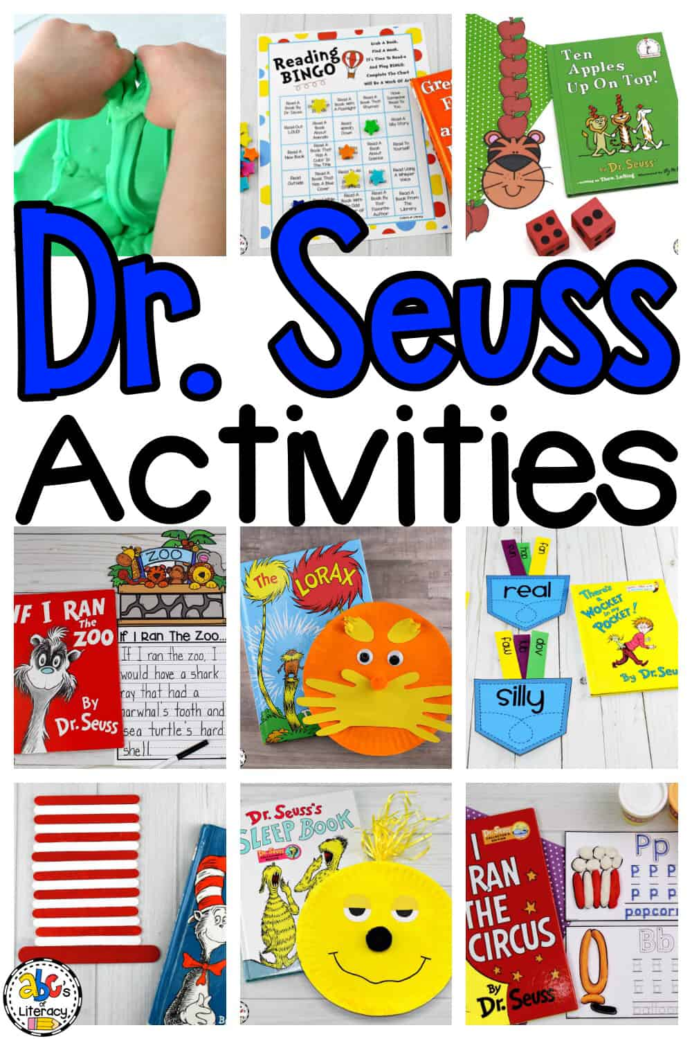 Dr. Seuss Activities for Kids